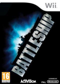 Jaquette de Battleship Wii
