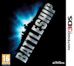 Jaquette de Battleship Nintendo 3DS