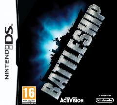Jaquette de Battleship DS