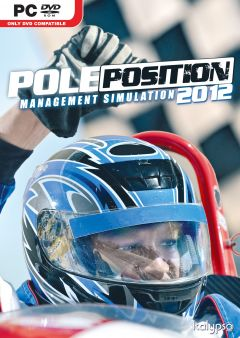 Jaquette de Pole Position 2012 PC