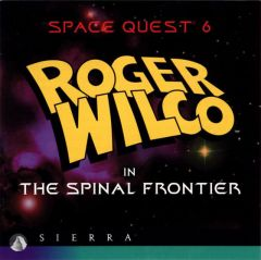 Jaquette de Space Quest 6 : Roger Wilco In The Spinal Frontier PC