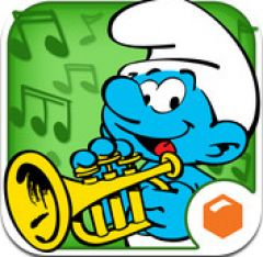 Jaquette de Smurfs' Village iPhone, iPod Touch