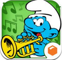 Jaquette de Smurfs' Village iPad