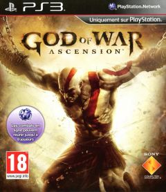 Jaquette de God of War : Ascension PlayStation 3