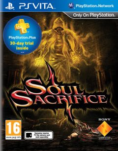 Jaquette de Soul Sacrifice PS Vita