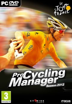 Jaquette de Pro Cycling Manager : Saison 2012 PC
