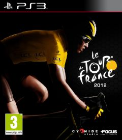 Jaquette de Pro Cycling Manager : Saison 2012 PlayStation 3