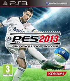 Jaquette de PES 2013 PlayStation 3