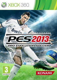 Jaquette de PES 2013 Xbox 360