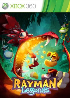 Jaquette de Rayman Legends Xbox 360