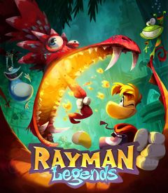 Jaquette de Rayman Legends Nintendo 3DS