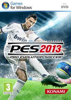 Jaquette de PES 2013 PC