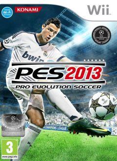 Jaquette de PES 2013 Wii