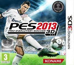 Jaquette de PES 2013 Nintendo 3DS