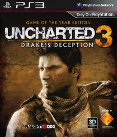 Uncharted 3 : L'illusion de Drake - Game of the Year Edition (PS3)