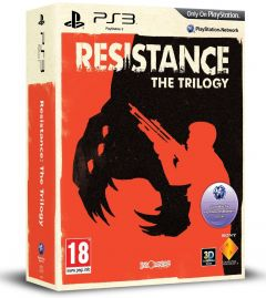 Jaquette de Resistance : The Trilogy PlayStation 3