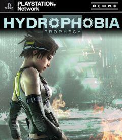 Jaquette de Hydrophobia PlayStation 3
