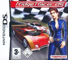 Jaquette de Ridge Racer DS DS