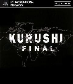 Jaquette de Kurushi Final PlayStation 3