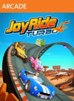Jaquette de Joy Ride Turbo Xbox 360