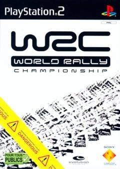 Jaquette de WRC:  World Rally Championship PlayStation 2