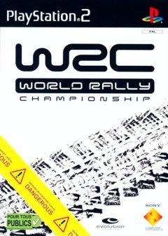 WRC:  World Rally Championship (PlayStation 2)