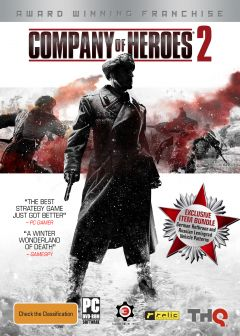 Jaquette de Company of Heroes 2 PC