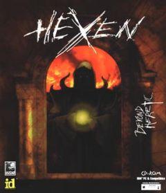Jaquette de Hexen PC