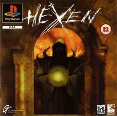 Jaquette de Hexen PlayStation