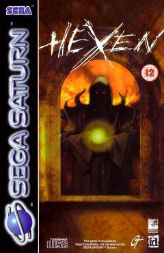 Jaquette de Hexen Sega Saturn