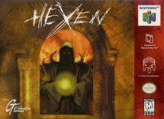 Jaquette de Hexen Nintendo 64