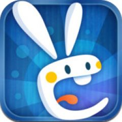 Jaquette de Kung Fu Rabbit iPhone, iPod Touch