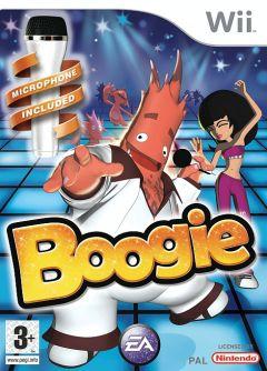 Jaquette de Boogie Wii