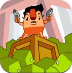 Jaquette de Super Crate Box iPad
