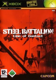 Jaquette de Steel Battalion : Line of Contact Xbox