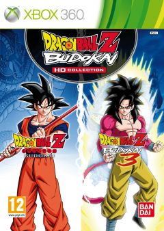 Jaquette de Dragon Ball Z : Budokai HD Collection Xbox 360