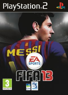 Jaquette de FIFA 13 PlayStation 2