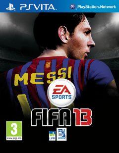 Jaquette de FIFA 13 PS Vita