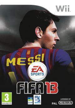Jaquette de FIFA 13 Wii
