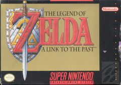 The Legend of Zelda : A Link to the Past (Super NES)