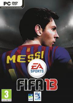Jaquette de FIFA 13 PC