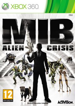 Jaquette de Men In Black : Alien Crisis Xbox 360
