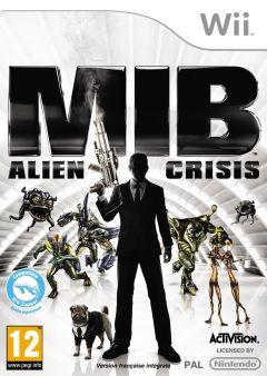 Jaquette de Men In Black : Alien Crisis Wii