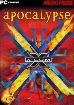 Jaquette de X-com : Apocalypse PC