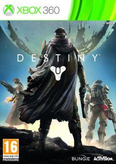 Jaquette de Destiny Xbox 360