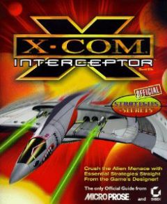 Jaquette de X-com : Interceptor PC