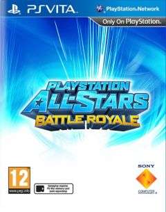 PlayStation All-Stars Battle Royale (PS Vita)