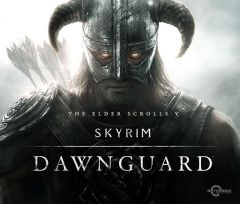 Jaquette de The Elder Scrolls V : Skyrim - Dawnguard PC