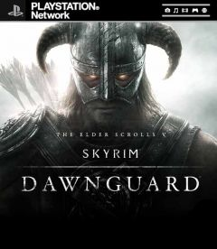 Jaquette de The Elder Scrolls V : Skyrim - Dawnguard PlayStation 3