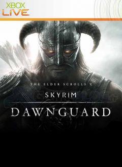 Jaquette de The Elder Scrolls V : Skyrim - Dawnguard Xbox 360